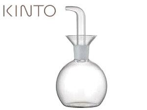 キントー KINTO タイネツガラス/耐熱ガラス ソースボトル 【調味料入れ/しょう油さし/醤油さし】(16403)<L>【 アドキッチン 】