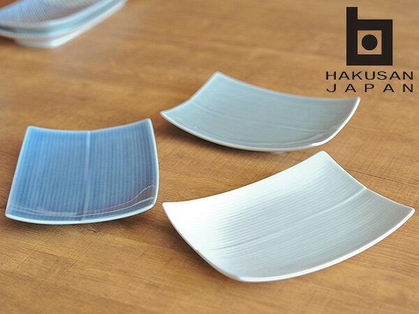 白山陶器 ( hakusan ) 長方皿 小【 アドキッチン 】