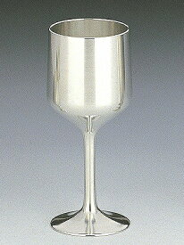 【送料無料】 大阪錫器 ワインカップ S [ 桐箱入り ] 125mL