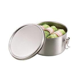 工房アイザワ (aizawa ) UTILE serve-pot 丸容器深型 止金付き L (6308)【 アドキッチン 】