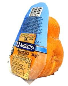 AMBROSI(アンブロージ) スカモルツァアフミカータ 300g【冷蔵便でお届け】【常温商品と同梱不可】 【 ※ご注文後のキャンセル・返品・交換不可。 】