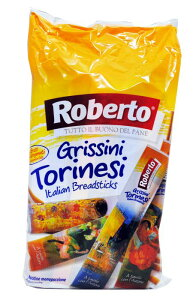 ROBERTO(ロベルト社) グリッシーニ トリネージ 350g(14g×25袋)【 ※ご注文後のキャンセル・返品・交換不可。 】