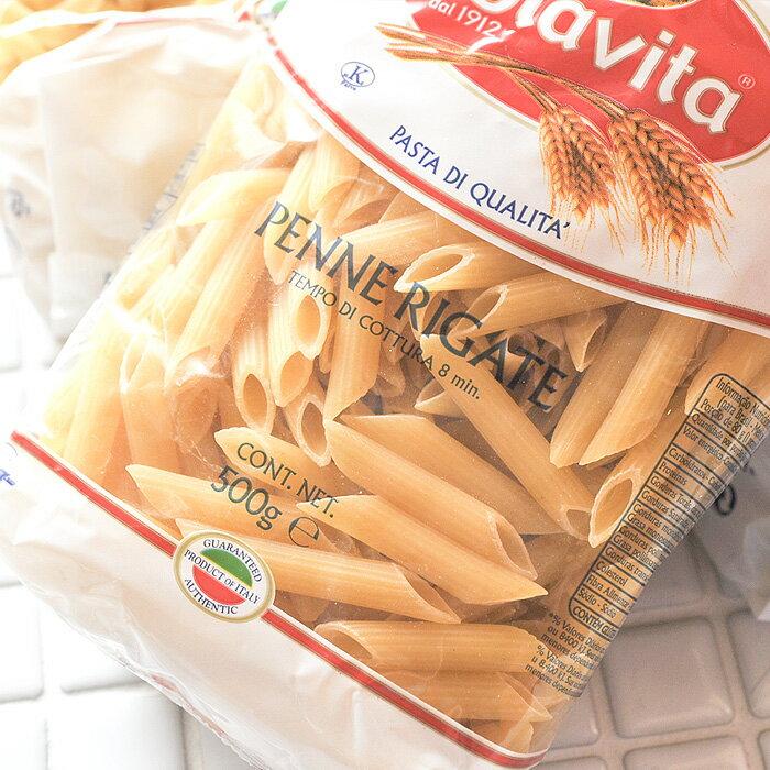 【当店おすすめ食材】Colavita/コラビータ ペンネ リガーテ 【コラヴィータ】 《food》<500g>【 アドキッチン 】