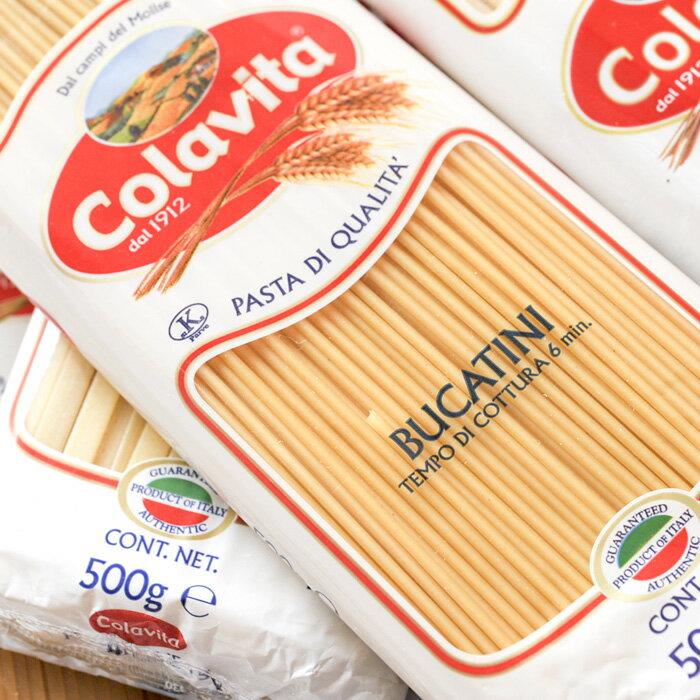 【当店おすすめ食材】Colavita/コラビータ ブカティーニ 【コラヴィータ】 《food》<500g>【 アドキッチン 】