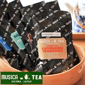 MUSICA TEA ムジカティー カトマンズフレグランス 【ムジカ紅茶 紅茶 堂島 KATHMANDU FRAGRANCE】 <100g>【キャンセル・返品・交換不可】