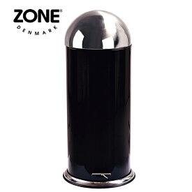 ZONE ペダルビン30L 261131 ブラック 【 ゾーン デンマーク 北欧デザイン ダストボックス ゴミ箱 】