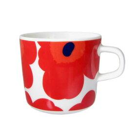 マリメッコ ウニッコ 63429-001 コーヒーカップ 200ml レッド marimekko UNIKKO