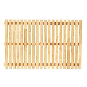木製すのこ PW-3860 白木(PW-3860)<白木>