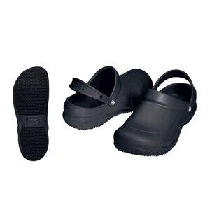 【マラソン期間中!全品ポイント10倍!】クロックス ビストロ 22cm ブラック メンズ レディース サンダル 男女兼用 シューズ CROCS crocs くろっくす