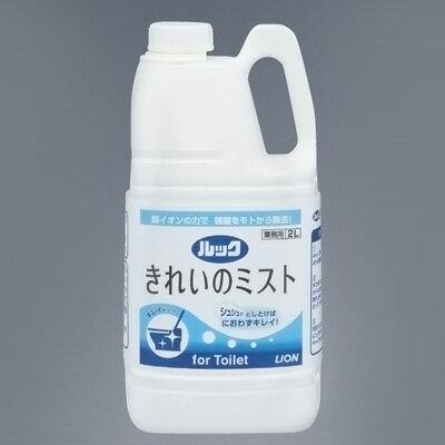 ルック きれいのミスト トイレ用 2L (専用スプレー付)
