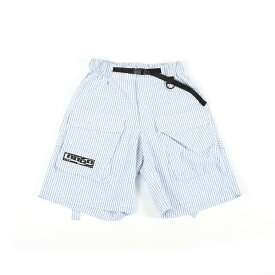 Cubex Shorts - Blue Stripe 【WEAVISM ウィービズム】【2019SS】【UNISEX ユニセックス】【201904】【sp1】【se2】