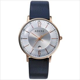 ADEXE (アデクス) 2043B-T02 ユニセックス 腕時計 PETITE (プチ) 33mm ローズゴールド シルバー ネイビー ギフト インスタ映えマスト! ADEXE (アデクス)
