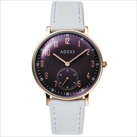 ADEXE (アデクス) 2043C-05-JP18NV ユニセックス 腕時計 PETITE (プチ) 33mm ローズゴールド パープル ホワイト ギフト インスタ映えマスト! ADEXE (アデクス)