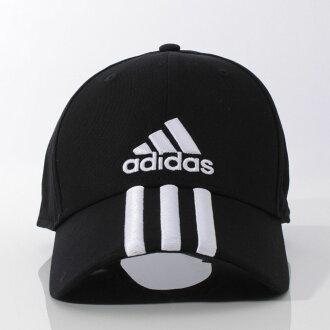 Adidas 아디다스 6P 3S 코 튼 캡 (모자) 레이디스 맨 즈 헬스 운동 모자 S20460