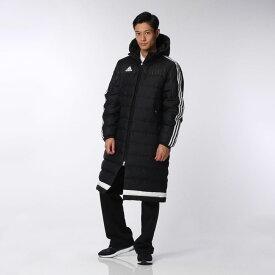 【公式】アディダス adidas エース TIRO15 ロングダウンコート メンズ サッカー ウェア アウター ダウン AA6885