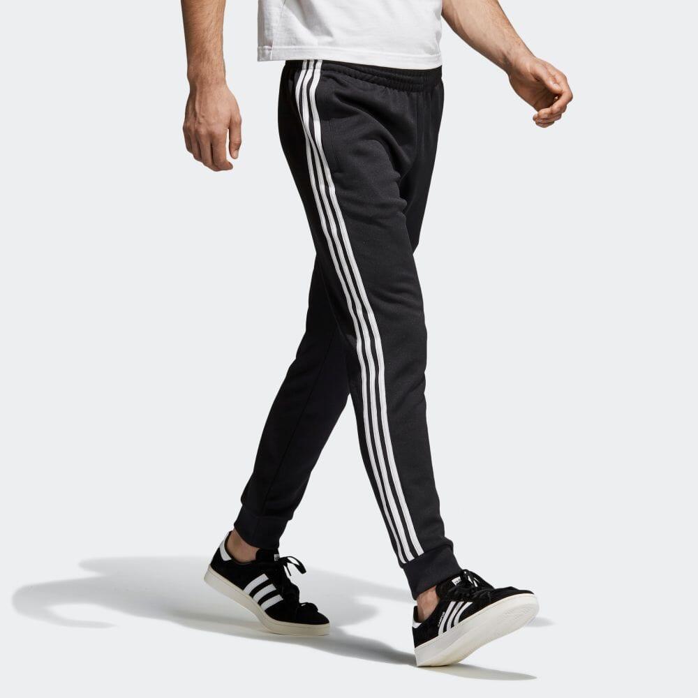【公式】アディダス adidas 【adicolor】 SST TRACK PANTS メンズ CW1275 ウェア ポリエステル 綿 インターロック