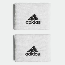 【公式】アディダス adidas テニス リストバンド スモール [WRISTBANDS] レディース メンズ アクセサリー リストバンド 白 ホワイト CF6279