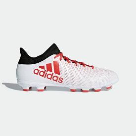 【公式】アディダス adidas エックス 17.3 ハードグラウンド メンズ CQ1978 サッカー・フットサル シューズ 合成繊維 合成底【hard_ground】【artificial_ground】【spike】