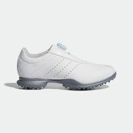 【公式】アディダス adidas ドライバー ボア 2.0 【ゴルフ】 レディース ゴルフ シューズ スポーツシューズ F33603 p0810