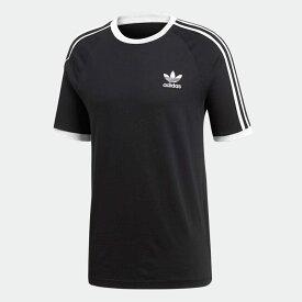 【公式】アディダス adidas 3ストライプ 半袖Tシャツ メンズ オリジナルス ウェア トップス Tシャツ CW1202