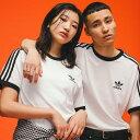 全品送料無料! 11/12 11:00〜11/18 09:59 【公式】アディダス adidas 3ストライプ 半袖Tシャツ メンズ オリジナルス ウェア トップス Tシャツ CW1203 point_adidasday