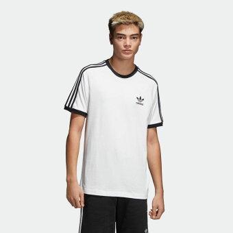 【公式】アディダス adidas 3ストライプ 半袖Tシャツ メンズ オリジナルス ウェア トップス Tシャツ CW1203