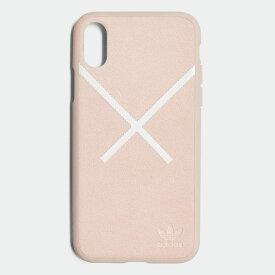 【公式】アディダス adidas X/XS iphonecase オリジナルス レディース メンズ アクセサリー iPhoneケース 紫 パープル CJ1323