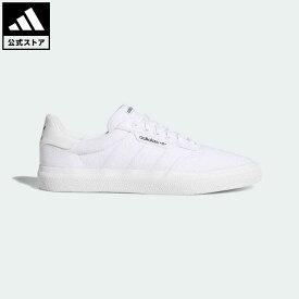 【公式】アディダス adidas 3MC オリジナルス レディース メンズ シューズ スニーカー 白 ホワイト B22705 ローカット whitesneaker p0409