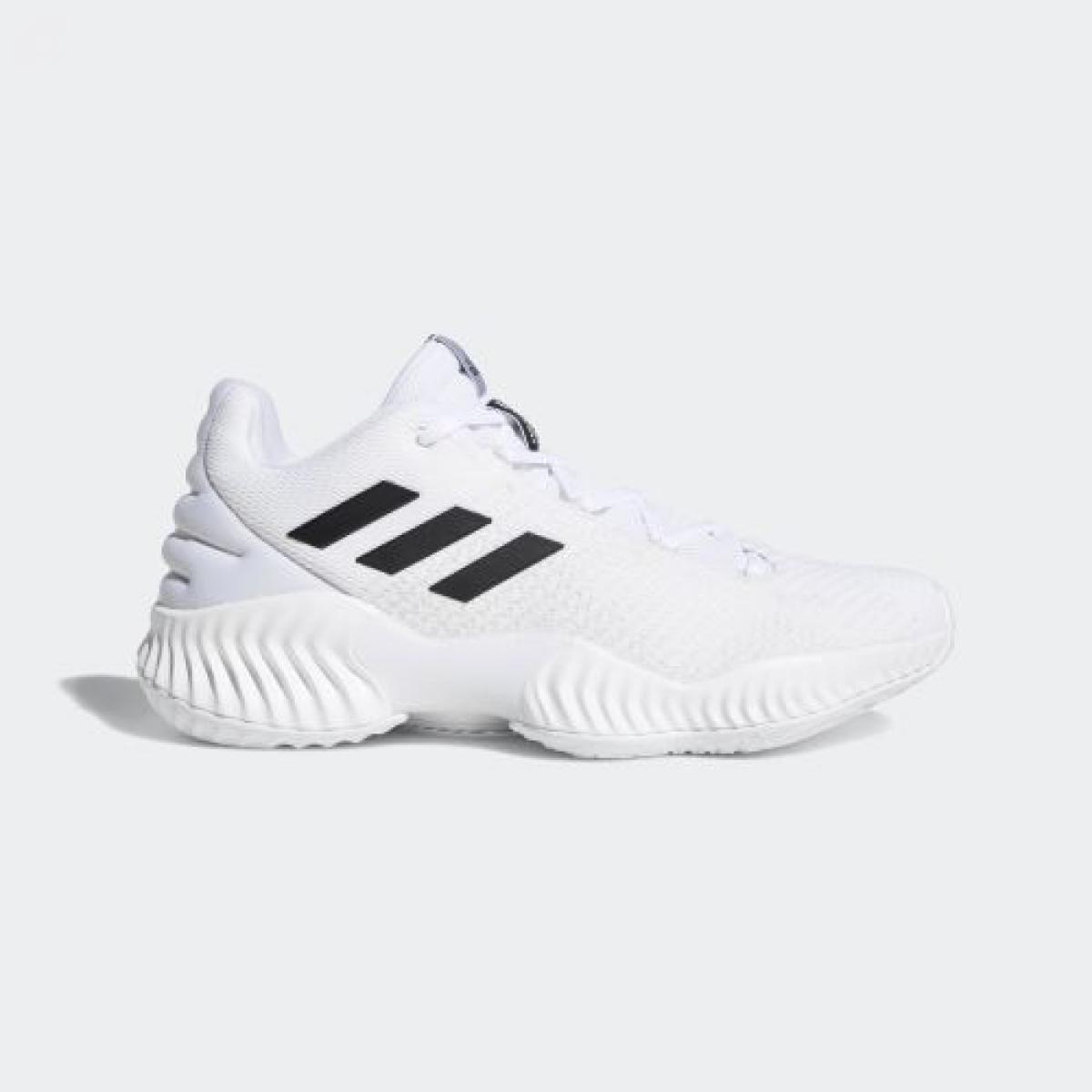 【公式】アディダス adidas PRO BOUNCE 2018 LOW レディース メンズ BB7410 バスケットボール シューズ 合成繊維 合成皮革 ゴム底