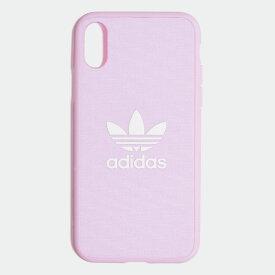 【公式】アディダス adidas X/XS iphonecase オリジナルス レディース メンズ アクセサリー iPhoneケース ピンク CK6185