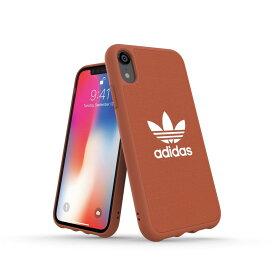 【公式】アディダス adidas iPhone 6.1インチ用 キャンバスケース / Canvas Molded Case iPhone 6.1-Inch オリジナルス レディース メンズ アクセサリー iPhoneケース オレンジ CL2358
