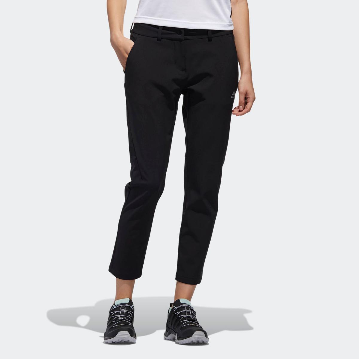 【公式】アディダス adidas WOMENS PANTS Q4 レディース DM1896 ウェア ポリエステル ポリウレタン プレーンウィーブ