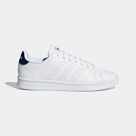 【公式】アディダス adidas テニス ADVANCOURT LEA M レディース メンズ シューズ スポーツシューズ 白 ホワイト F36423 テニスシューズ スパイクレス