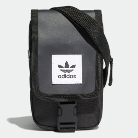 【公式】アディダス adidas MAP BAG オリジナルス レディース メンズ アクセサリー バッグ クロスボディバッグ 黒 ブラック DU6795