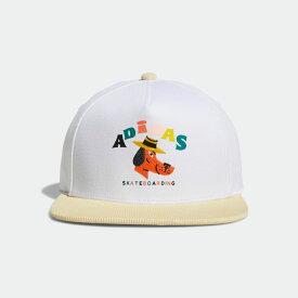 全品送料無料! 11/12 11:00〜11/18 09:59 【公式】アディダス adidas Bill Rebholz デザインキャップ レディース メンズ オリジナルス スケートボーディング アクセサリー 帽子 キャップ DU8292
