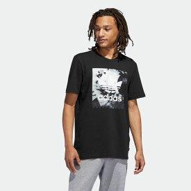 全品ポイント20倍 09/15 17:00〜09/20 16:59 【公式】アディダス adidas GONZ Tシャツ メンズ オリジナルス スケートボーディング ウェア トップス Tシャツ DU8320