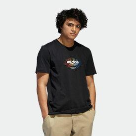【公式】アディダス adidas CLARENDON TEE メンズ オリジナルス スケートボーディング ウェア トップス Tシャツ DU8349