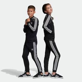 【公式】アディダス adidas 3ストライプス トラックパンツ キッズ オリジナルス ボーイズ&ガールズ ウェア ボトムス パンツ