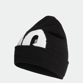 【公式】アディダス adidas ニットキャップ レディース オリジナルス アクセサリー 帽子 ニット帽/ビーニー DW6716 p1017