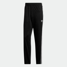 【公式】アディダス adidas FIREBIRD TRACK PANTS オリジナルス レディース メンズ ウェア ボトムス ジャージ パンツ 黒 ブラック ED6897 下 valentine