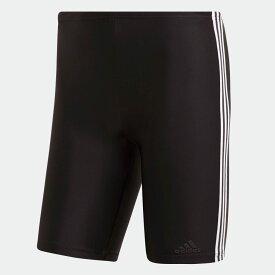 【公式】アディダス adidas 水泳 スイムパンツ/水着/Fitness Jammer 3Stripes メンズ ウェア 水着 スイムパンツ 黒 ブラック DP7541 p1030