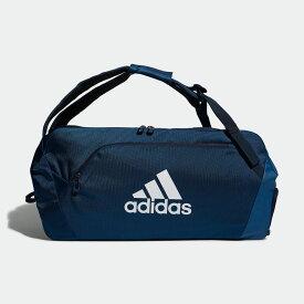 【公式】アディダス adidas EPS 2.0 3way チームバッグ 50リットル レディース メンズ ジム・トレーニング アクセサリー バッグ スポーツバッグ DT3746