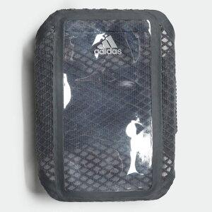 【公式】アディダス adidas ランニング ランニング モバイルホルダー レディース メンズ アクセサリー バッグ アームポーチ グレー DT7087