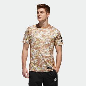 全品ポイント20倍 09/15 17:00〜09/20 16:59 【公式】アディダス adidas 2nd ユニフォーム Camo C メンズ 野球 ウェア トップス Tシャツ DU9556
