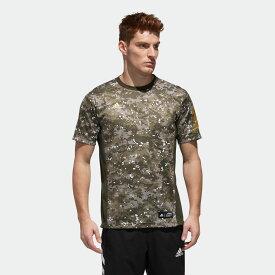【公式】アディダス adidas 2nd ユニフォーム Camo C メンズ 野球 ウェア トップス Tシャツ DU9557