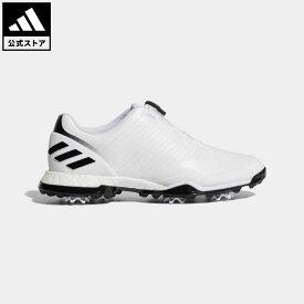 【公式】アディダス adidas ゴルフ ウィメンズ アディパワー フォージド ボア【ゴルフ】 レディース シューズ スポーツシューズ 白 ホワイト BB7841