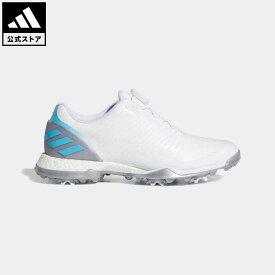 【公式】アディダス adidas 返品可 ゴルフ ウィメンズ アディパワー フォージド ボア レディース シューズ・靴 スポーツシューズ シルバー BB7843 notp