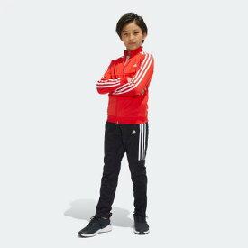 全品送料無料! 7/19 17:00〜7/26 16:59 【公式】アディダス adidas TIROジャージ上下セット (裾ジッパー) キッズ DX2468 ジム・トレーニング ウェア セットアップ