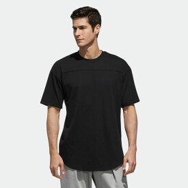 【公式】アディダス adidas S2S 3ストライプス ワーディングラウンドテールTシャツ メンズ アスレティクス ウェア トップス Tシャツ DV3341