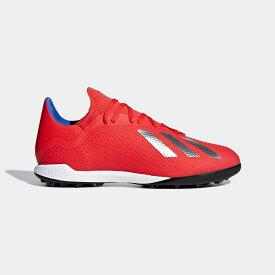 【公式】アディダス adidas エックス 18.3 TF / フットサル用 / ターフ用 メンズ サッカー シューズ スポーツシューズ BB9399 [artificial_ground][turf_ground][spike]